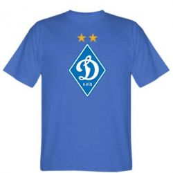 Мужская футболка Dynamo Kiev - FatLine