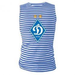 Майка-тельняшка Dynamo Kiev - FatLine
