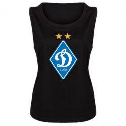 Женская майка Dynamo Kiev - FatLine