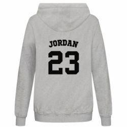 Женская толстовка Джордан 23 - FatLine