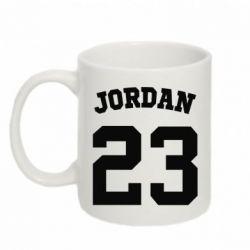 Кружка 320ml Джордан 23 - FatLine