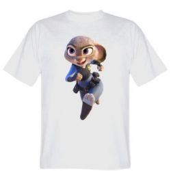 Мужская футболка Джуди Хопс - FatLine