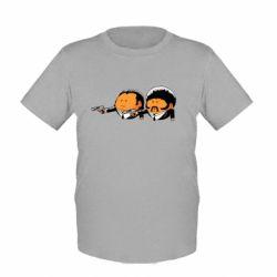 Детская футболка Джулс и Винсент - FatLine