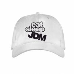 Детская кепка Eat sleep JDM - FatLine