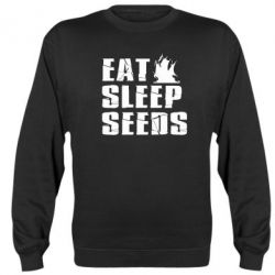 Реглан Eat Sleep Seeds (pirat bay) - FatLine