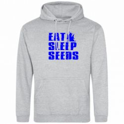 Толстовка Eat Sleep Seeds (pirat bay) - FatLine