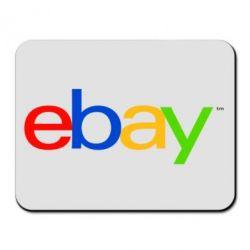 Коврик для мыши Ebay - FatLine