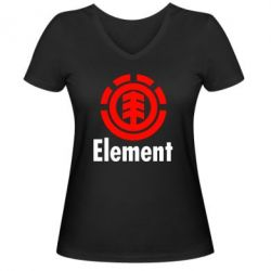 ������� �������� � V-�������� ������� Element - FatLine