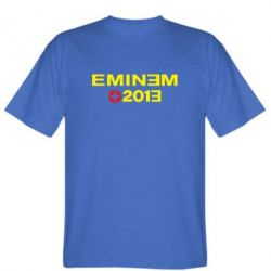 Мужская футболка Eminem 2013 - FatLine