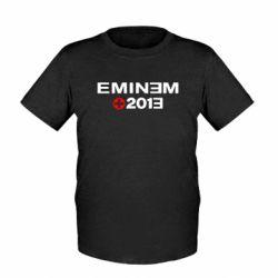 Детская футболка Eminem 2013 - FatLine