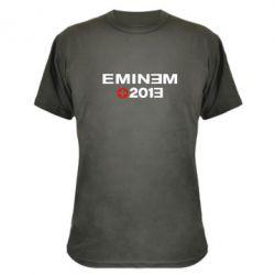 Камуфляжная футболка Eminem 2013 - FatLine