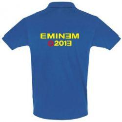 Футболка Поло Eminem 2013 - FatLine
