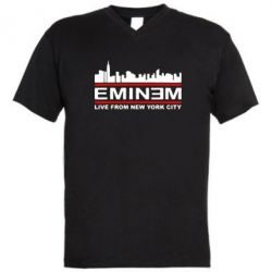 ������� ��������  � V-�������� ������� EMINEM live from New York City - FatLine