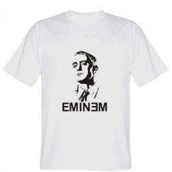 Мужская футболка Eminem Logo - FatLine