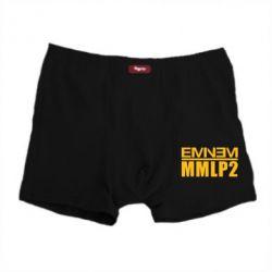 Мужские трусы Eminem MMLP2