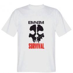 Мужская футболка Eminem Survival - FatLine