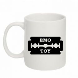 Кружка 320ml Emo Toy - FatLine