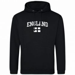 Толстовка England - FatLine