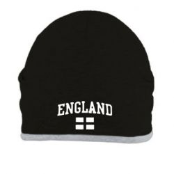 Шапка England - FatLine