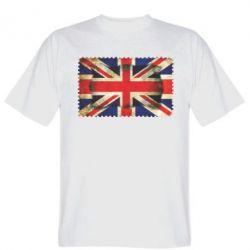 Мужская футболка England - FatLine