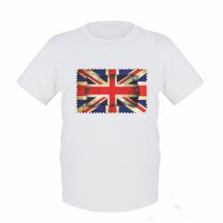 Детская футболка England - FatLine