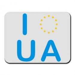 Коврик для мыши Euro UA - FatLine