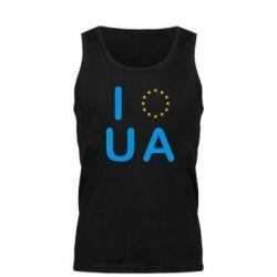 Мужская майка Euro UA - FatLine