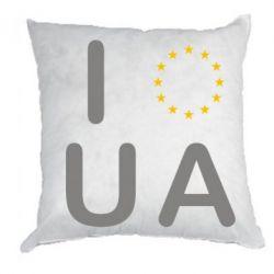 Подушка Euro UA - FatLine