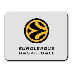 Коврик для мыши Euroleague Basketball - FatLine