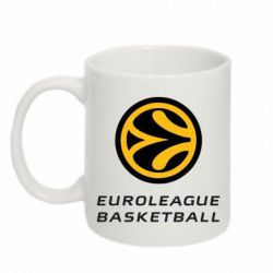 Кружка 320ml Euroleague Basketball - FatLine