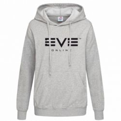 Женская толстовка EVE Online - FatLine