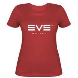 Женская футболка EVE Online - FatLine