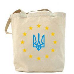 Сумка ЕвроУкраїна - FatLine