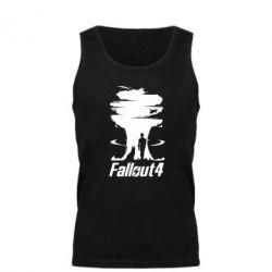 Мужская майка Fallout 4 Art - FatLine