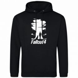 Мужская толстовка Fallout 4 Art