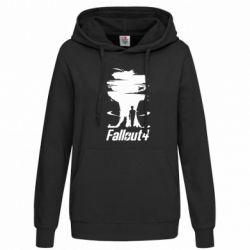 Женская толстовка Fallout 4 Art - FatLine