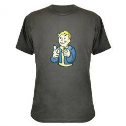 Камуфляжная футболка Fallout 4 Boy