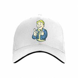 Кепка Fallout 4 Boy - FatLine
