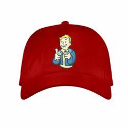 Детская кепка Fallout 4 Boy - FatLine