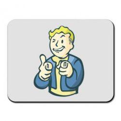 Коврик для мыши Fallout 4 Boy - FatLine