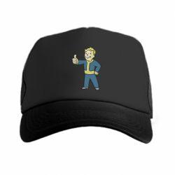 Кепка-тракер Fallout Boy - FatLine