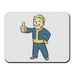 Коврик для мыши Fallout Boy - FatLine