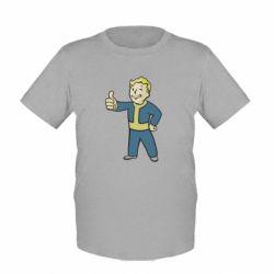Детская футболка Fallout Boy - FatLine