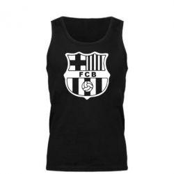 Мужская майка FC Barcelona - FatLine