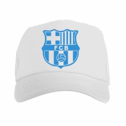 Кепка-тракер FC Barcelona - FatLine