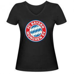 ������� �������� � V-�������� ������� FC Bayern Munchen - FatLine