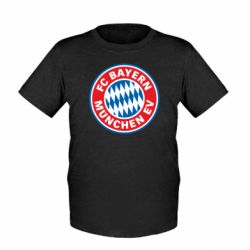 Детская футболка FC Bayern Munchen - FatLine