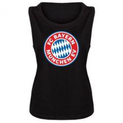 Женская майка FC Bayern Munchen - FatLine