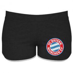 Женские шорты FC Bayern Munchen - FatLine