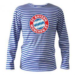 Тельняшка с длинным рукавом FC Bayern Munchen - FatLine